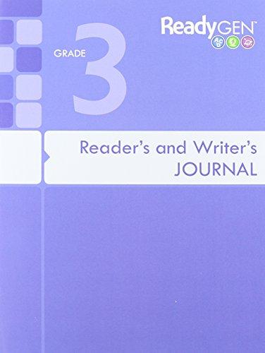 9780328788835: READYGEN 2014 NEW YORK CITY READERS & WRITERS JOURNAL GRADE 3
