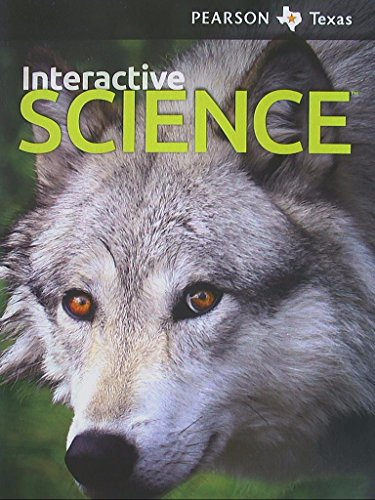 9780328803316: Interactive Science Grade 5 - Pearson Texas