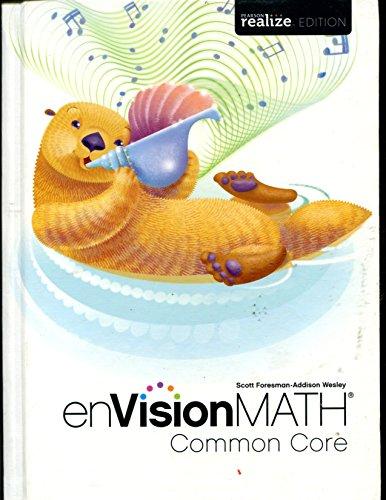 9780328808083: enVision Math Common Core, Person Realize Edition, Grade 3