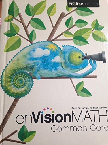 enVision Math Common Core Grade 4: Charles, Randall I.; Caldwell, Janet H.; Copley, Juanita; Crown,...
