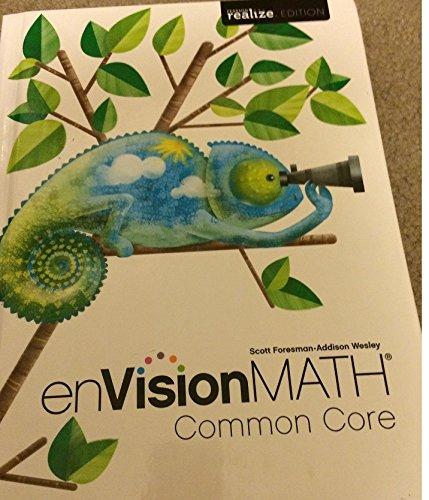 9780328808090: enVision Math Common Core Grade 4