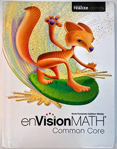 9780328808113: enVision Math Common Core Realize Edition, Grade 6