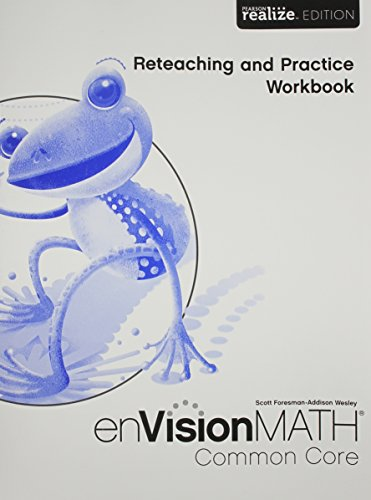 9780328810741: Math 2015 Common Core Practice & Reteaching Workbook Grade 2