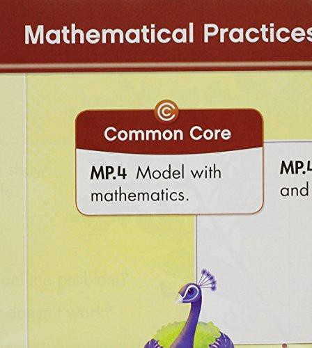 9780328811038: MATH 2015 COMMON CORE PRACTICE POSTER GRADE 3/6