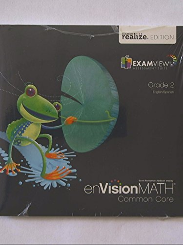 enVisionMATH Common Core, ExamView