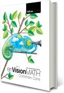 9780328817795: Scott Foresman Envision Math Common Core Grade 4 Visual Learning Animations DVD-Rom Pearson Realize Edition (2015)