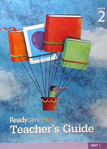 9780328818198: ReadyGEN: Grade 2, Unit 1, Teacher's Guide