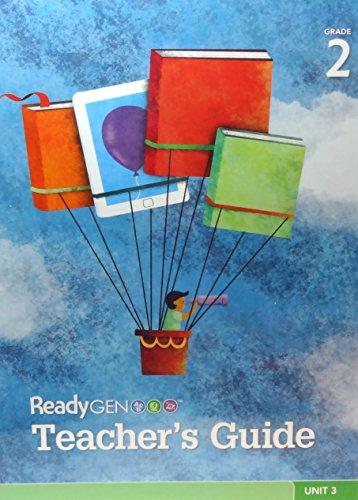 9780328818211: ReadyGEN: Grade 2, Unit 3, Teacher's Guide