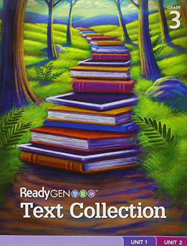 9780328818983: READYGEN 2014 TEXT COLLECTION GRADE 3 VOLUME 1