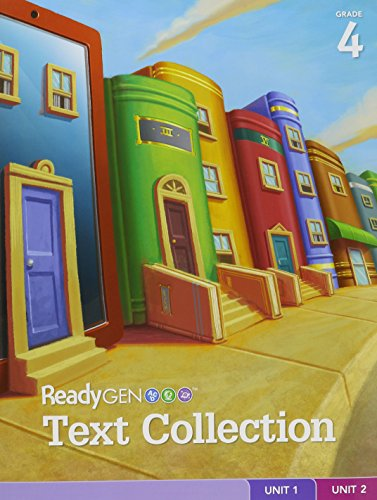 9780328819003: READYGEN 2014 TEXT COLLECTION GRADE 4 VOLUME 1