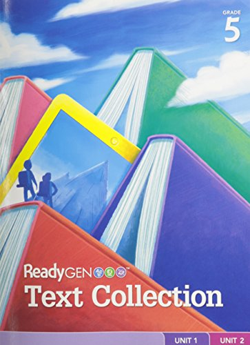 9780328819027: READYGEN 2014 TEXT COLLECTION GRADE 5 VOLUME 1