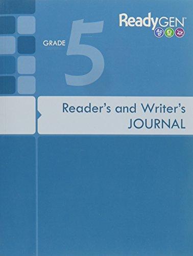 9780328819362: READYGEN 2014 READERS & WRITERS JOURNAL GRADE 5