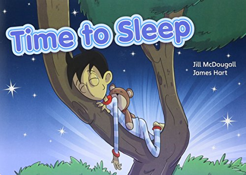 9780328832729: Time to Sleep (Paperback) Copyright 2016