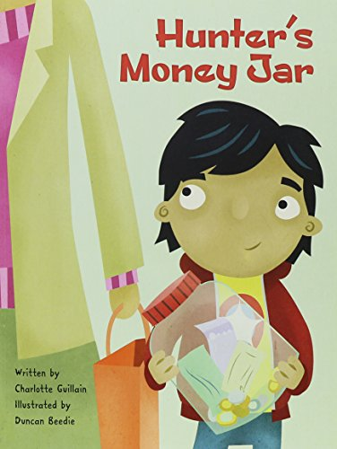 9780328832750: HUNTERS MONEY JAR (PAPERBACK) COPYRIGHT 2016