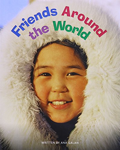 9780328832804: FRIENDS AROUND THE WORLD (PAPERBACK) COPYRIGHT 2016
