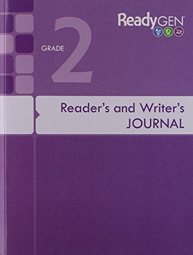 9780328851577: READYGEN 2016 READERS & WRITERS JOURNAL GRADE 2