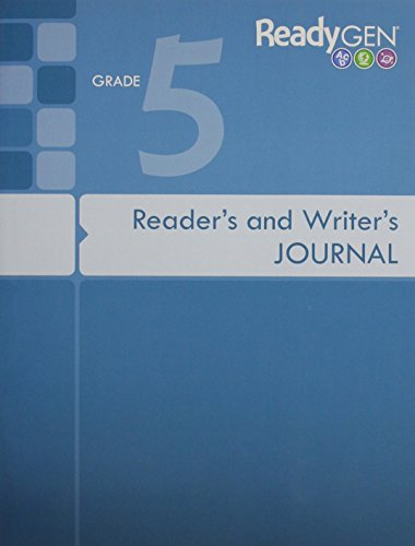9780328851607: READYGEN 2016 READERS & WRITERS JOURNAL GRADE 5