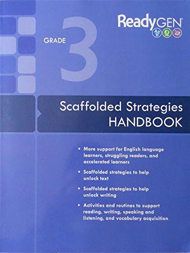 Scaffolded Strategies Handbook (Grade 3) 2016