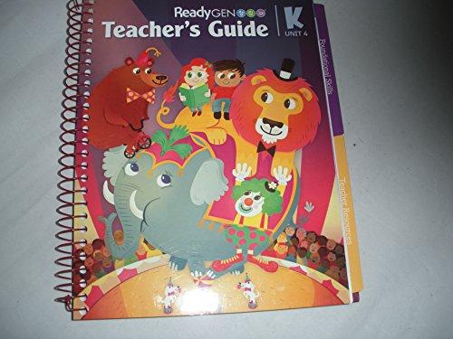 9780328851799 readygen teacher s guide unit 4 grade k abebooks rh abebooks com ReadyGEN Classroom ReadyGEN Classroom