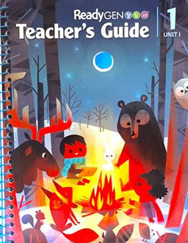 9780328851829: ReadyGEN 2016 Teacher's Guide Grade 1 Unit 1
