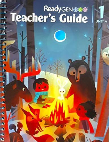 9780328851850: ReadyGEN 2016 Teacher's Guide Grade 1 Unit 4