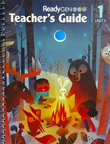 9780328851867: ReadyGEN 2016 Teacher's Guide Grade 1 Unit 5