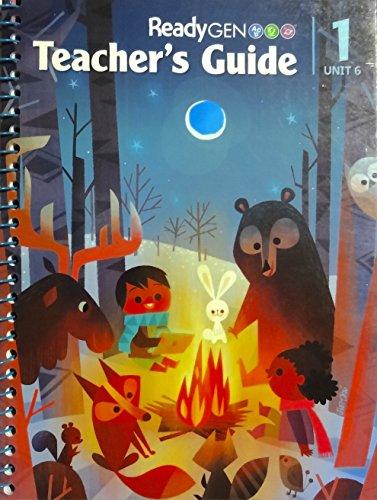 9780328851874: ReadyGEN 2016 Teacher's Guide Grade 1 Unit 6