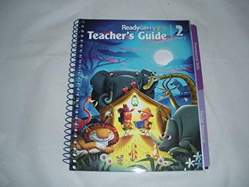 ReadyGEN Teacher's Guide Unit 3 Grade 2: Elfrieda H. Hiebert, P. David Pearson, Sharon Vaughn ...