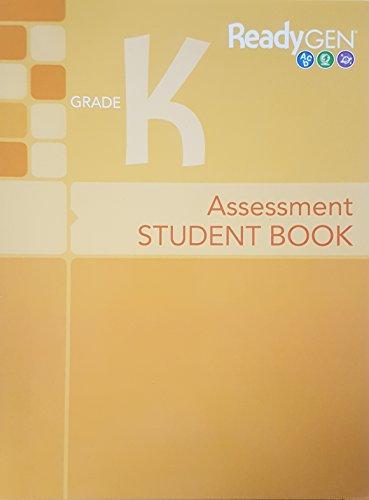 ReadyGEN, Grade K, Assessment Student Book, 9780328852512,: Learning, Always