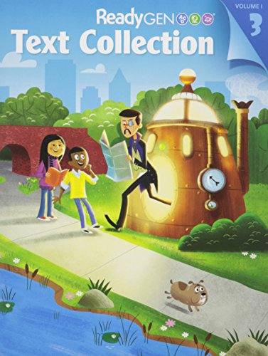 9780328852802: READYGEN 2016 TEXT COLLECTION GRADE 3 VOLUME 1