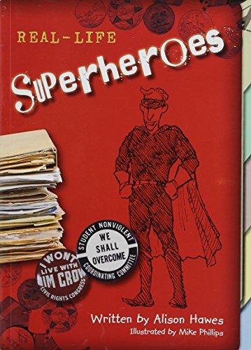 9780328853892: REAL LIFE SUPERHEROS (PAPERBACK) COPYRIGHT 2016