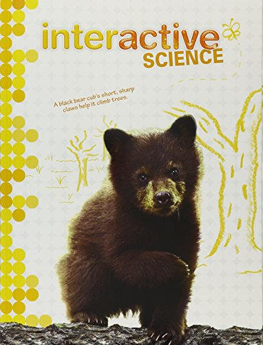 9780328871377: Interactive Science 2016, Grade 1, Student Edition