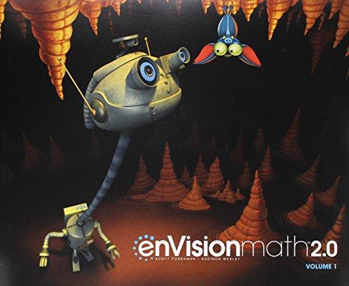 Envision Math 2017 Student Edition Grade 2 Volume 1
