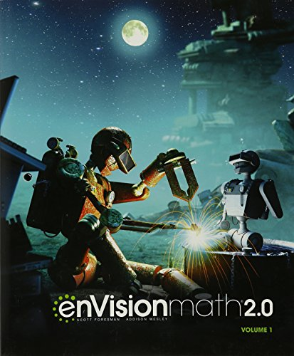 9780328908783: ENVISION MATH 2.0 STUDENT EDITION GRADE 7 VOLUME 1 COPYRIGHT 2017
