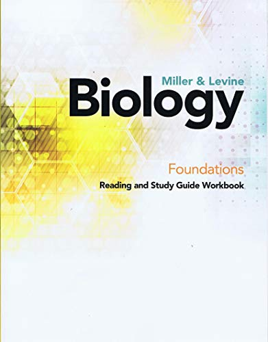 9780328936557: Miller Levine Biology 2019 Foundations Workbook