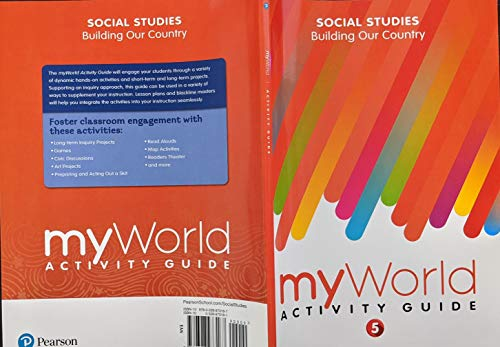 social studies my world activity guide grade: unknown