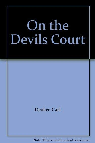9780329034337: On the Devils Court