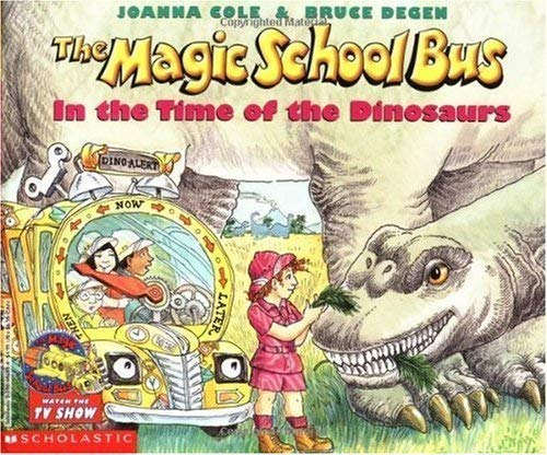 9780329044831: The Magic School Bus In The Time Of The Dinosaurs