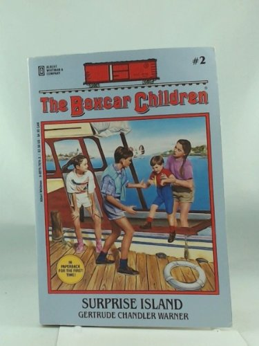 9780329069452: Surprise Island (Boxcar Children #2)
