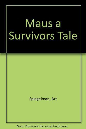 9780329144531: Maus a Survivors Tale