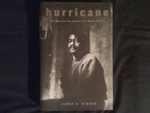 9780329220266: Hurricane The Miraculous Journey of Rubin Carter