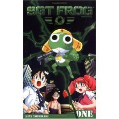Sgt Frog (Volume 1): Mine Yoshizaki