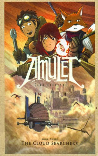 9780329800048: The Cloud Searchers (Amulet Book 3)