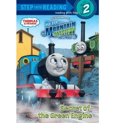 9780329947989: [( Thomas & Friends: Secret of the Green Engine )] [by: Richard Courtney] [Jul-2012]