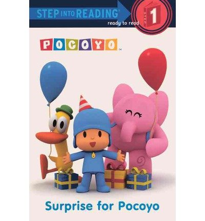 9780329947996: [( Surprise for Pocoyo * * )] [by: Christy Webster] [Sep-2012]