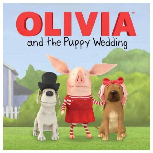 9780329953362: Olivia and the Puppy Wedding