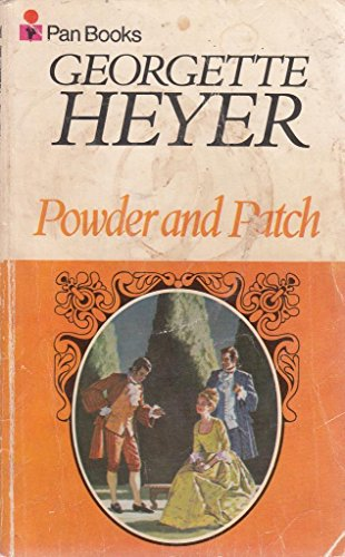 9780330020633: Powder and patch (the transformation of Philip Jettan)