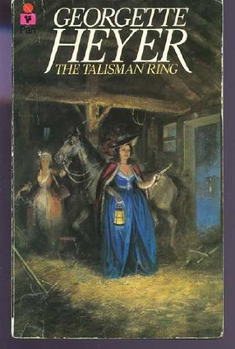 9780330020718: The talisman ring