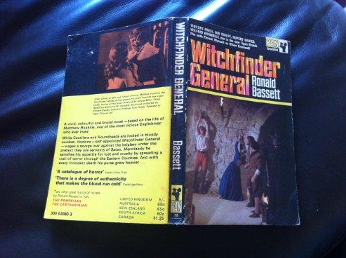 9780330020800: Witch-finder General