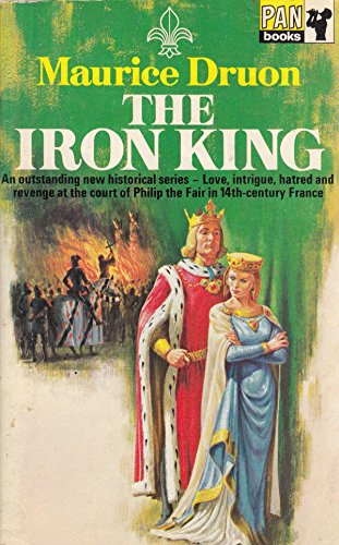9780330020923: The iron King